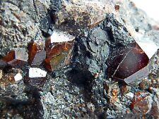 M 874   Zinkblende und .... Mineralien Minerals Minéraux