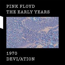 PINK FLOYD New 2017 DEVIATION 1970 2 DVD, BLU RAY & 2 CD BOXSET