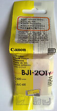 Canon BJI-201Y Yellow For BJC-600 series Made in Japan