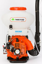 TIMBERPRO 20 Litre Petrol Crop Sprayer Mist Duster Blower 42cc Liquid & Powder