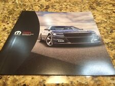 2015 Dodge Charger Accessories 12-page Original Sales Brochure