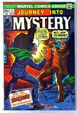 JOURNEY into MYSTERY 2nd Series #6 Secret of Mr Whipple! Marvel Comic Book ~ VF-
