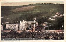 #CROAZIA: ABBAZIA- SLATINA MIT GRAND PALACE HOTEL ..BELLEVUE