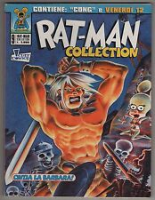 RAT - MAN Collection N.9 ratman CINZIA LA BARBARA conan comics parody king kong
