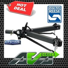 NEW 600lbs Hayman Reese Weight Distribution Hitch Kit