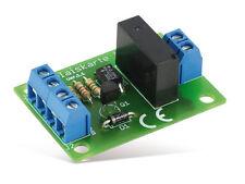 Bausatz Relaiskarte / Schaltleistung 14 V/3 A - Betriebsspannung 12 V