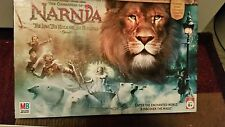The Chronicles Of Narnia Game Complete Excellent Lion Witch Wardrobe Tokens
