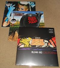 Blink 182 Enema of the State Dude Ranch California Colored Vinyl Sealed