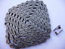 KMC X9-73 GREY Bicycle Chain 9 Speed MTB Road Bike Hybrid Cyclocross ATB loose