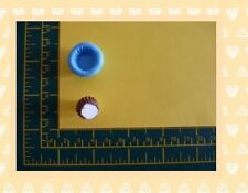 MINI CUPCAKE BASE silicone mould Fimo, Cernit,Sugarcraft, Food Safe