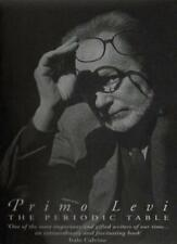 The Periodic Table (Abacus Books) By Primo Levi, Raymond Rosenthal