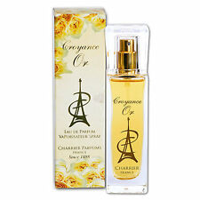 Charrier Parfums - Parfum Charrier 'Croyance Or'