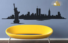 VINILO DECORATIVO PARA PARED CALIDAD EXTRA -NEW YORK SKYLINE-