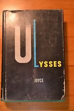 Ulysses by James Joyce Hardcover with Dust Jacket Modern Library
