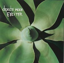 Depeche Mode - Exciter [CD Album]