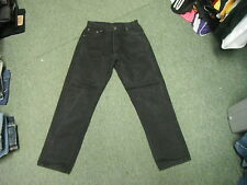 "Jas Co JC Classic Fit Jeans Waist 32"" Leg 29"" Black Faded Mens Jeans"
