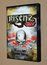 Risen 2 Dark Waters Soundtrack & Making Of DVD PlayStation 3 Xbox 360