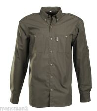 Baleno Urban Buzz X Travel Shirt size large  colour Brown