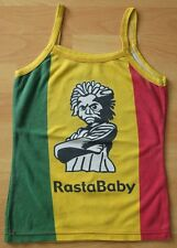 Jamaica Rasta Boy Peace Fasching TOP SHIRT XS/S