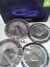 "JL Audio C2-650X 6.5"" 200W Evolution C2 Series 2 Way Car Speakers"