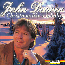 John Denver.       CHRISTMAS LIKE A  LULLABY CD.       *** Bonus Christmas DVD !
