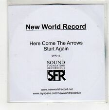 (FV5) New World Record, Here Comes The Arrows - DJ CD