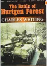 The Battle of Hurtgen Forest: Untold Story of a Disastrous Campaign-ExLibrary