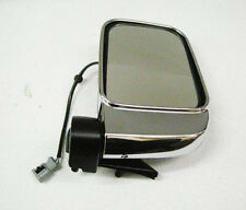 Door/Wing Mirror Chrome Electric L/H N/S For Nissan Navara D22 2.5TD 11/2001 On