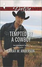 The Beaumont Heirs: Tempted by a Cowboy 2333 by Sarah M. Anderson (2014,..NEW!!!