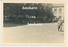 Frankreich Hayange/Hayingen Kfz-Soldaten -Pz.Jg.Abt.230(p352)