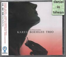 Karel Boehlee Trio: Best Master Qualities - Swing Journal (2013) CD OBI TAIWAN