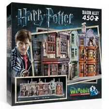 Harry Potter Hogwarts  Diagon Alley Wrebbit 3D Jigsaw Puzzle Brand New