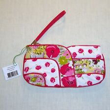 Vera Bradley - Jazzy Clutch - Make Me Blush