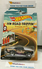 '57 Chevy * Black * Hot Wheels ROAD TRIPPIN * H106