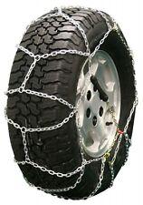 325/50-22 325/50R22 Diamond Back Tire Chains 5.5mm Link Pull Adjuster Lt Truck