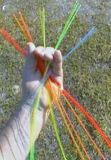 3 colors fluorescent optical fiber 0.75 mm diameter over 54 feet