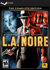 L.A. Noire: The Complete Edition (STEAM GIFT) DIGITAL