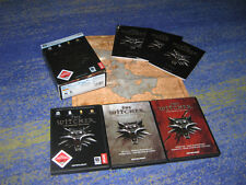 The witcher 1 PC Enhanced Edition rareza USK 18 especial Edition coleccionista mercancía nueva