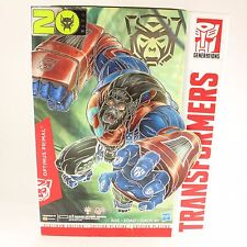 Transformers Masterpiece Platinum Edition Optimus Primal Boxed Complete