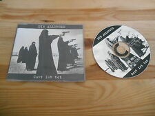 CD Gothic Die Allergie - Gott ist tot (4 Song) ROTH / SPIN sc Promo