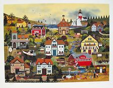 Jane Wooster Scott WONDERS OF OUR NATION Hand Signed Limited Edition Lithograph
