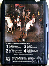 NEW BIRTH Behold The Mighty Army  8 TRACK CARTRIDGE TAPE
