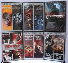 FRIDAY THE 13TH COLLECTION 1-12 + NEW NTMRE DVD R1 13 FILMS EXPRESS POST