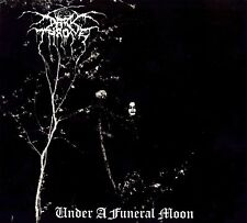 DARKTHRONE UNDER A FUNERAL MOON CD X 2 NEW
