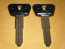 Yamaha Royal Star Venture TDM XTZ600 XVS650 DragStar XVC1300 2 Key Blanks 1996 +