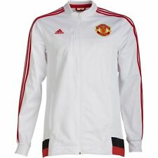 MANCHESTER UNITED ANTHEM JACKET SIZE 32/34 XLB TAGS /PACKET