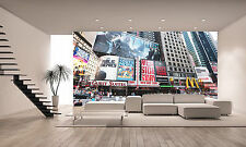 Broadway at Times Square  Wall Mural Photo Wallpaper GIANT WALL DECOR