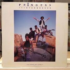"NM 12""~PRINCESS & STARBREEZE~It's Gonna Be Lonely (Prince)~7:20~The Drought~4:29"