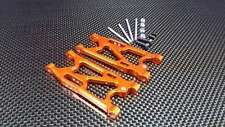 Team Losi Mini 8ight Upgrade Parts Aluminum Rear Suspension Arm - 1Pr Set Orange