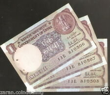 1 Rupee R.N. Malhotra Small rupee (Plain inset) ( 1981) @ Unc Condition ( A-43 )